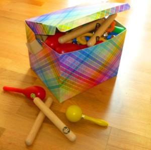 scatola degli strumenti