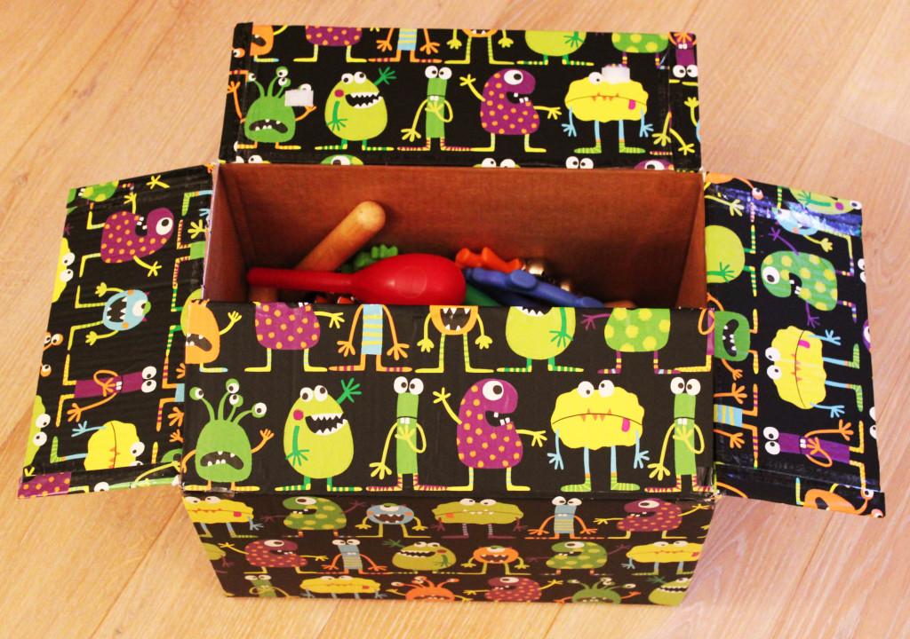 scatola mostri